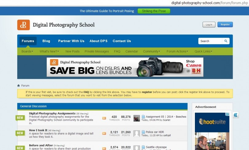 Digital-Photography-School.com Forum
