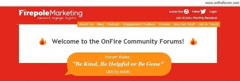 FirepoleMarketing.com Forum