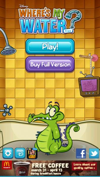 Water App Example