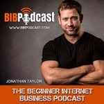 Jonathan Taylor - The Beginner Internet Business Podcast