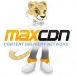 maxcdn logo