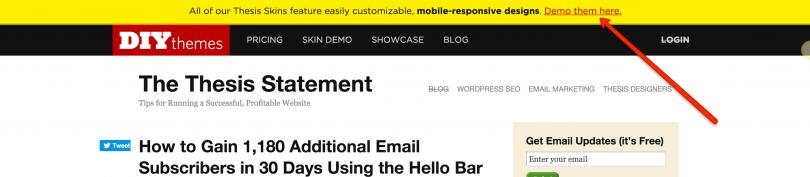 HelloBar Review