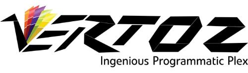Vertoz logo