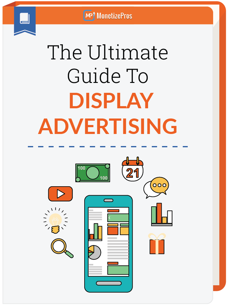 Mobile Display Advertising Icon