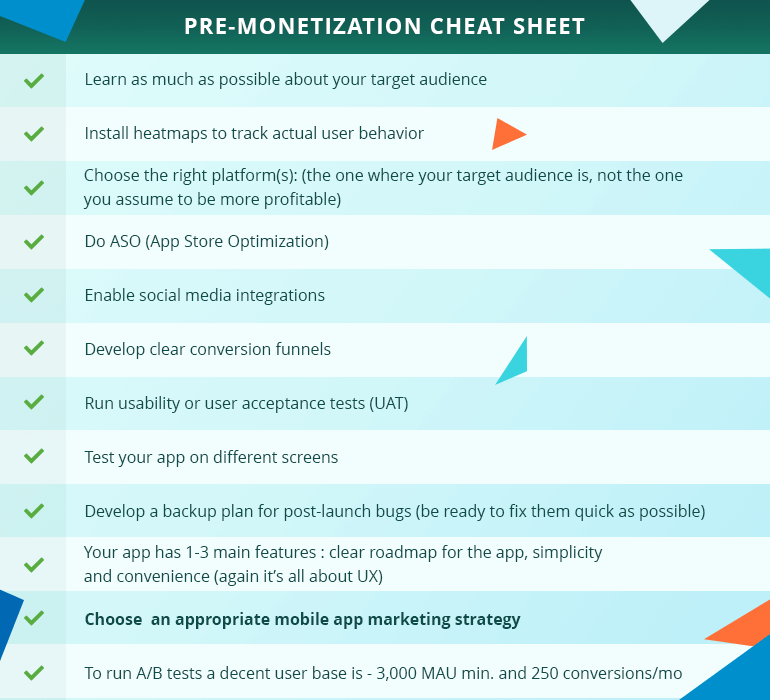 The Ultimate Guide To Mobile App Monetization