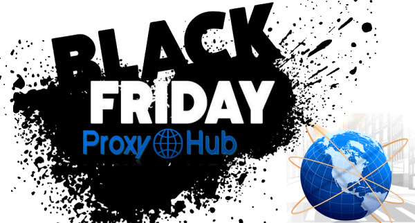 Proxy Hub black friday deal