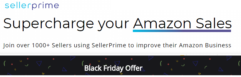 Seller prime black friday deals