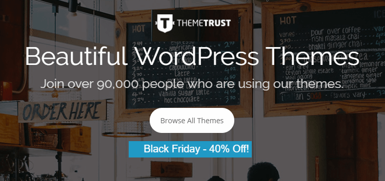 Theme Trust black friday deal