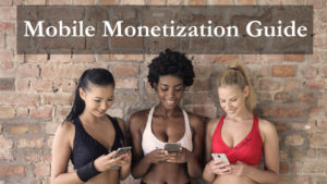 mobile monetization guide - free stock images