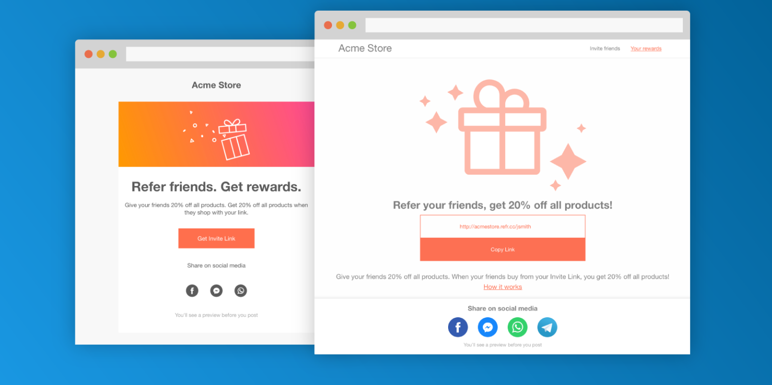best shopify apps - referral candy
