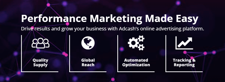 Services - AdCash