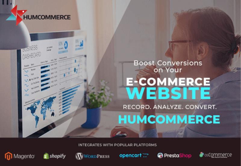 Humcommerce analytics