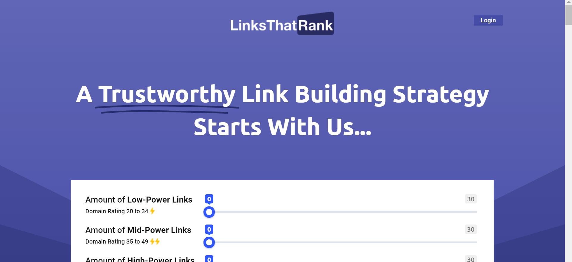 image of website LinksThatRank